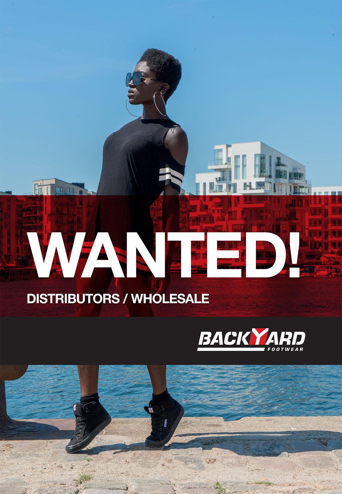 Wanted: Distributors/Wholesale